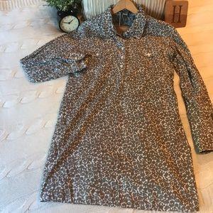 lizclaiborne Women'sDress/Long Shirt  Size Large
